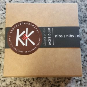 nibs dark chocolate puur chocolade