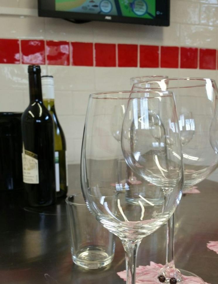 Chocolate and Wine Workshop